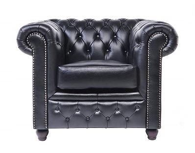 sillon chester negro