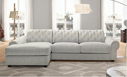 sofa chester chaise lungue barato