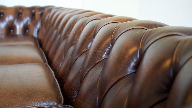 sofa chester piel barato